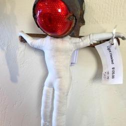 T Cody Light Headed art